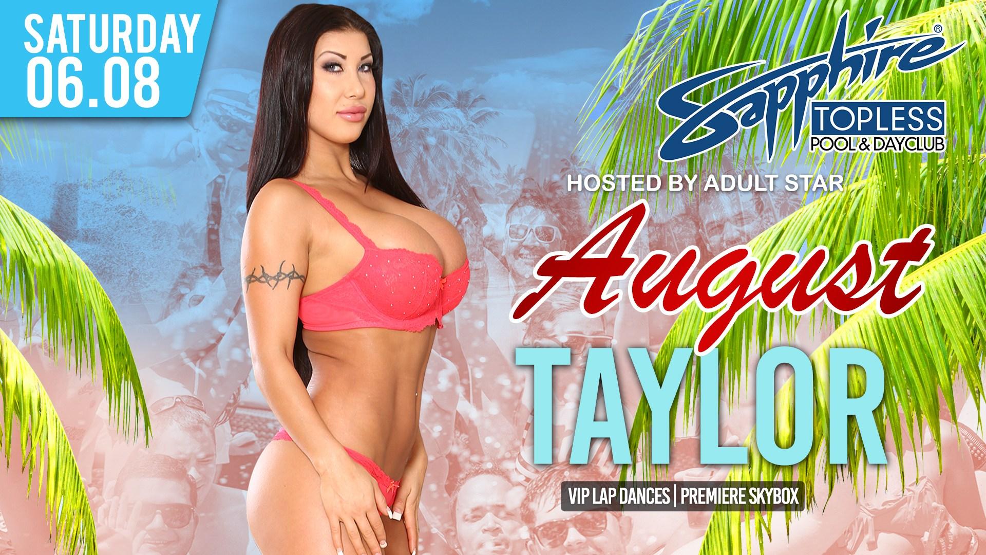 August Taylor – June 8, 2019