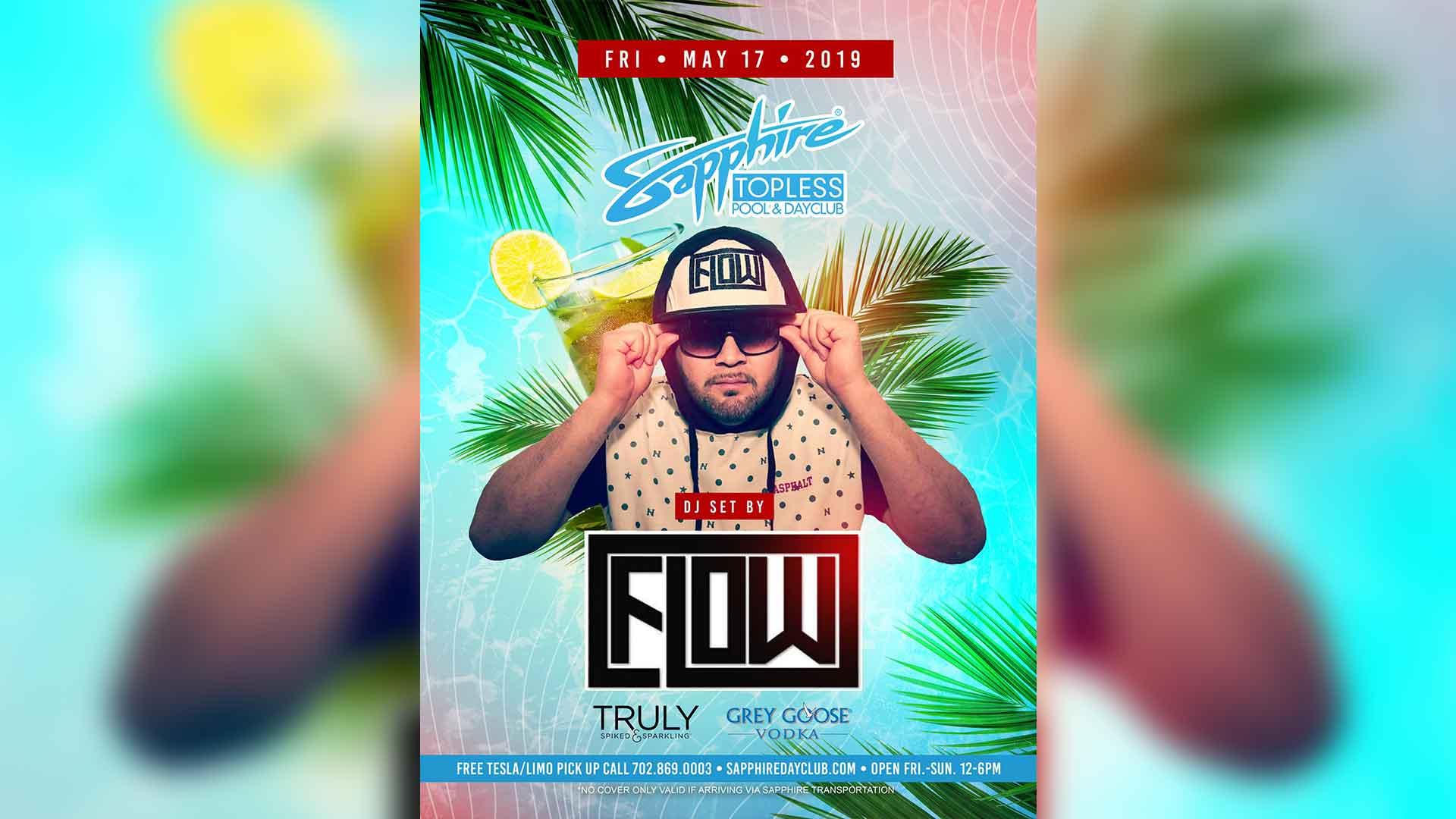 DJ Flow - May 17, 2019