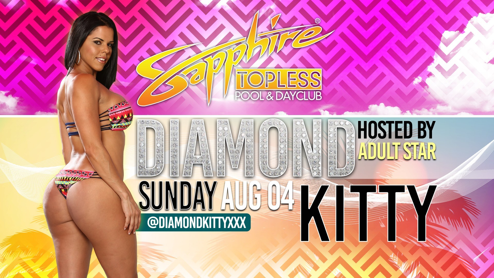 Hosted by Adult Star Diamond Kitty