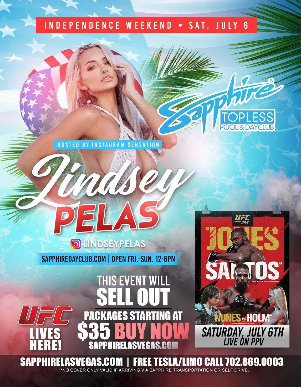 Hosted by Lindsey Pelas