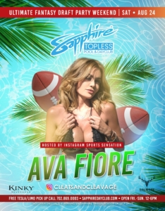 Hosted By Instagram Sports Sensation Ava Fiore