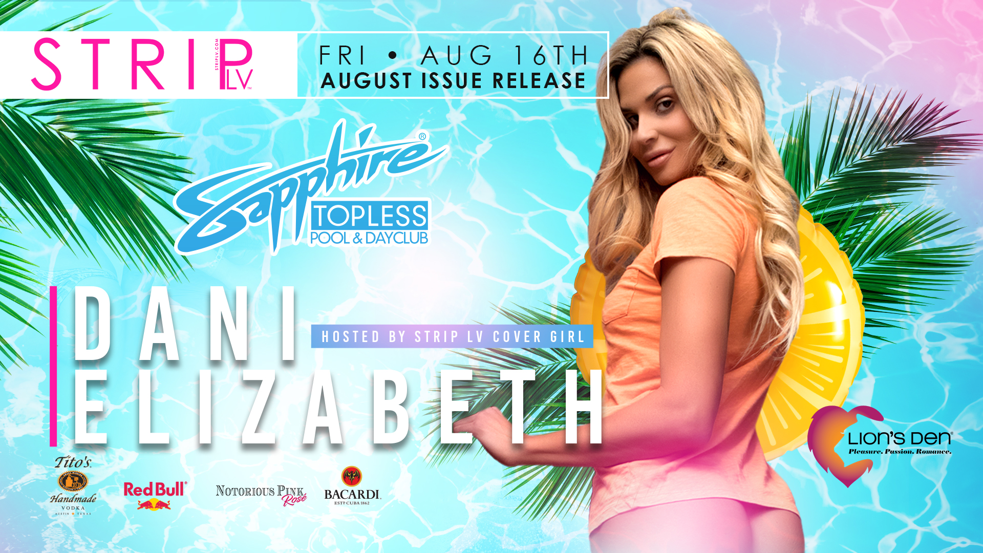 Special Guest DJ Carter Cruise Performs LIVE at Sapphire