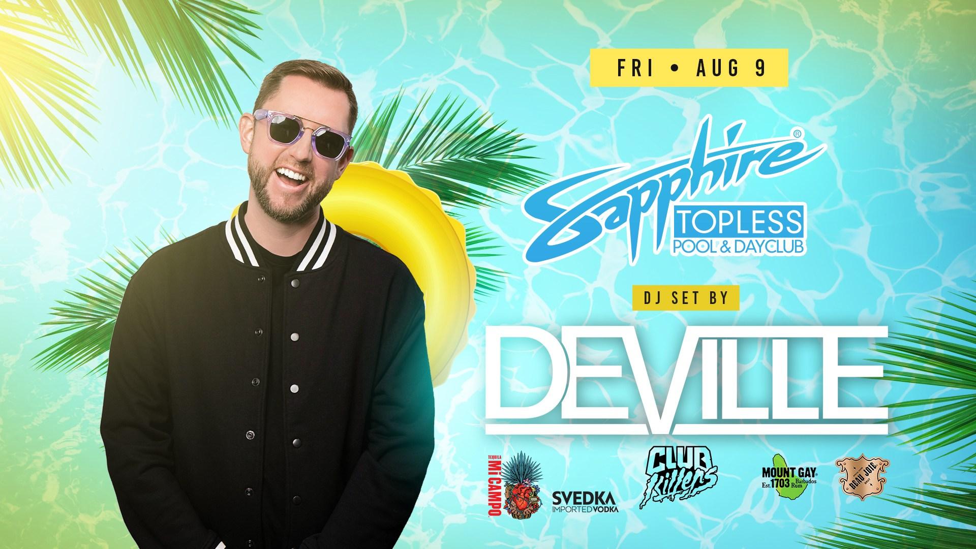 DJ Set by Deville