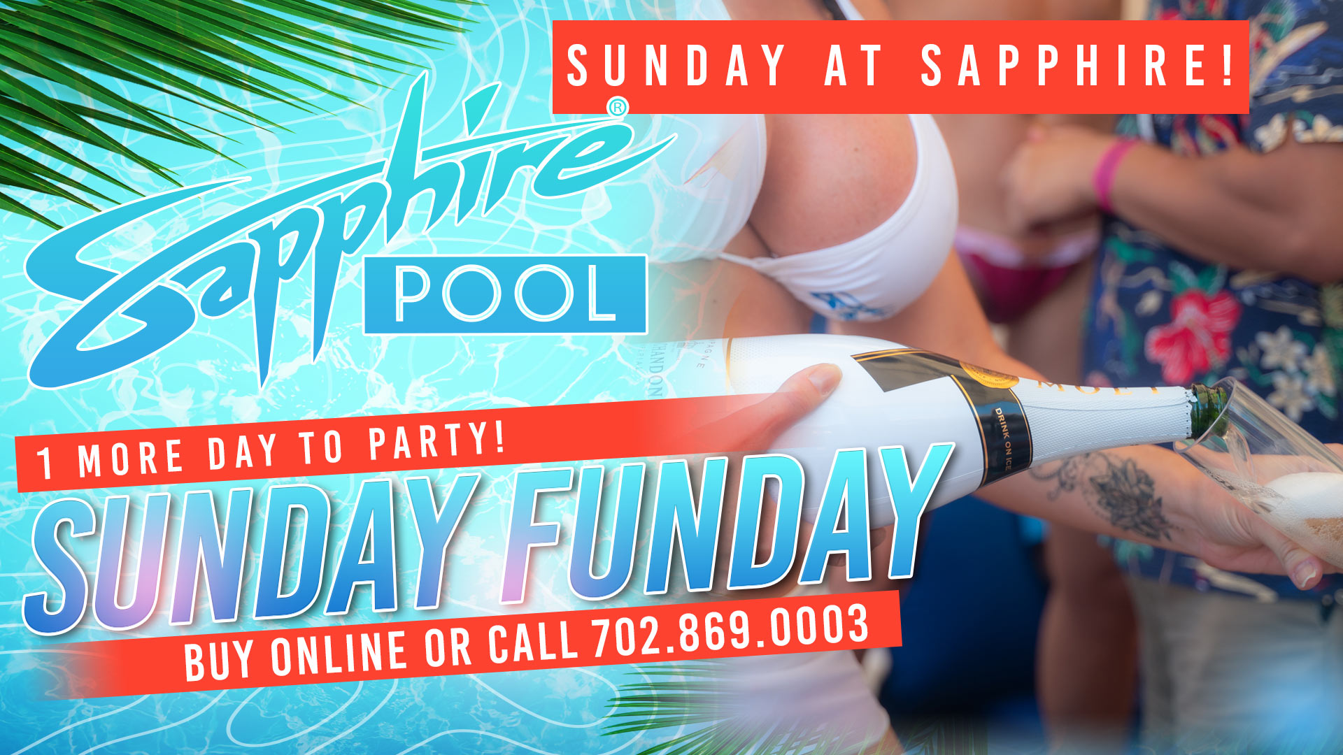 DJ Paradise Performs LIVE For Sunday Funday Day – May 23rd